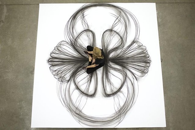 Drawing By Heather Hansen