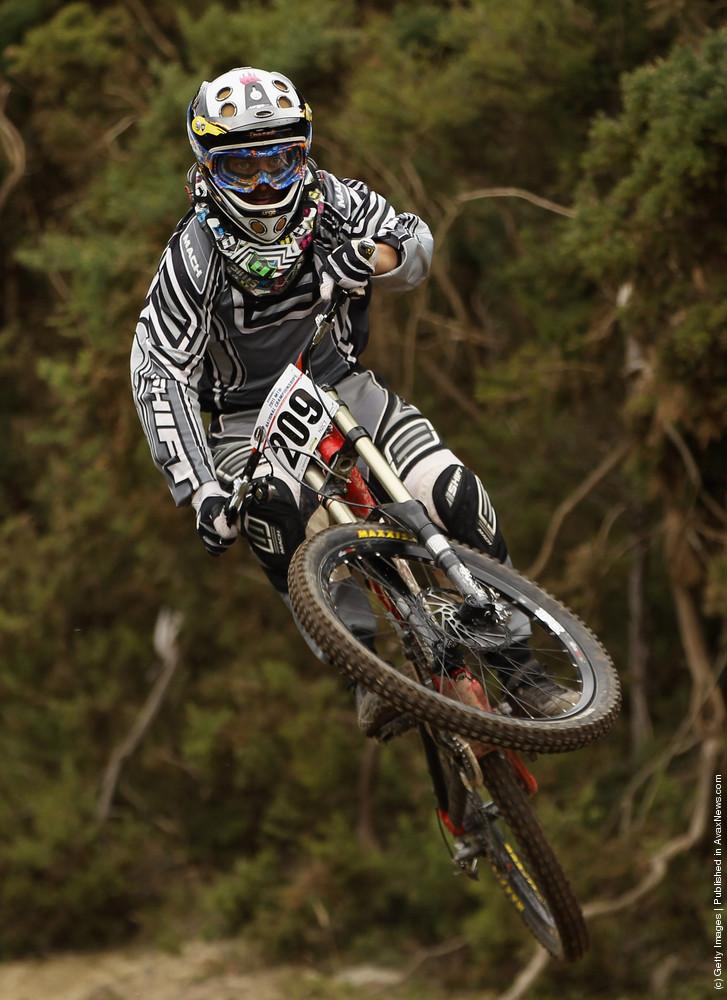 National Downhill Mountainbike Championships