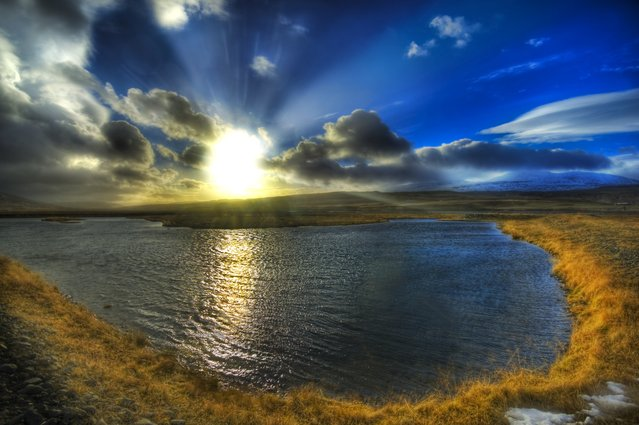 """""""The Trouble with Iceland is that there is none"""". (Trey Ratcliff)"""