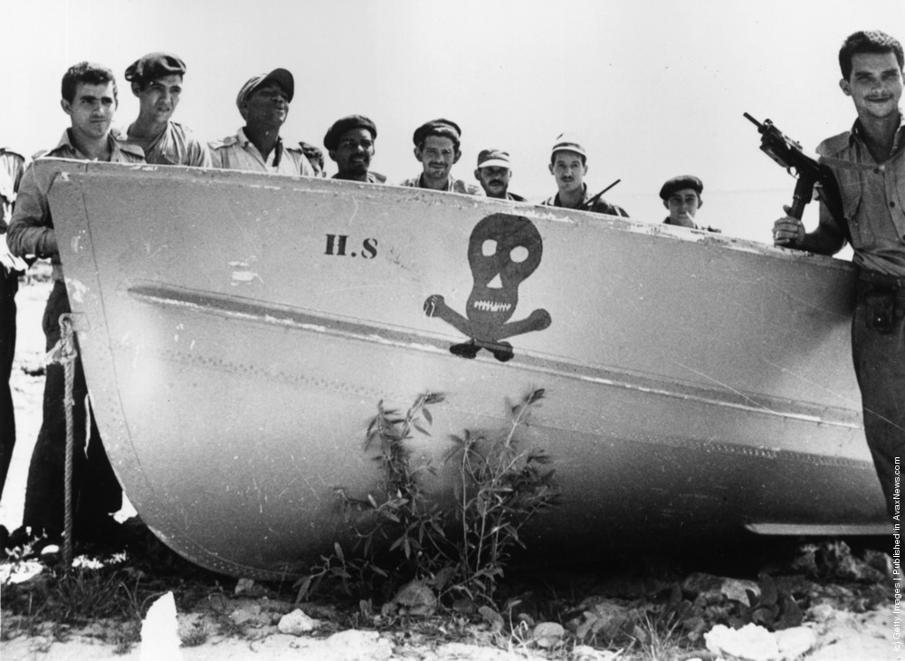 50 Years Since Failed, US Backed Invasion of Cuba At The Bay of Pigs