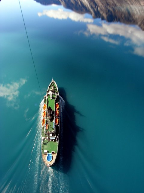 Kite Aerial By Seeing The World From New Heights