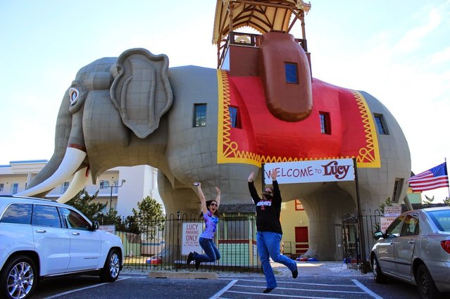 Lucy the Elephant In Margate City