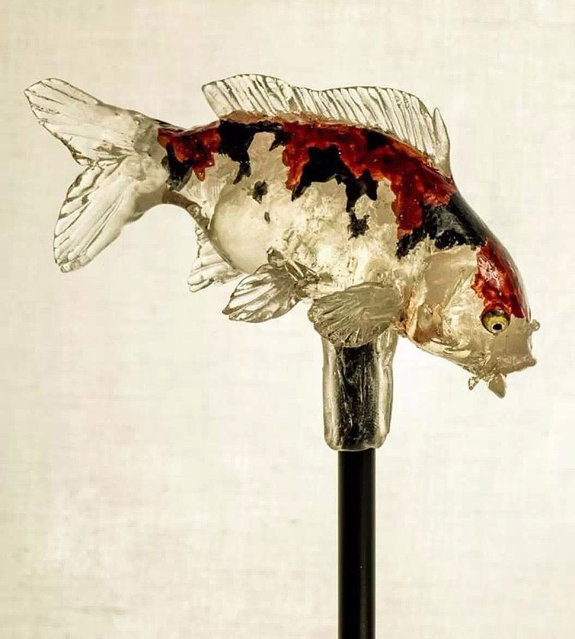 Realistic Animal Lollipops By Shinri Tezuka