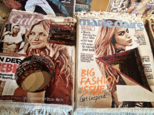 Magazine Store By Farhad Moshiri