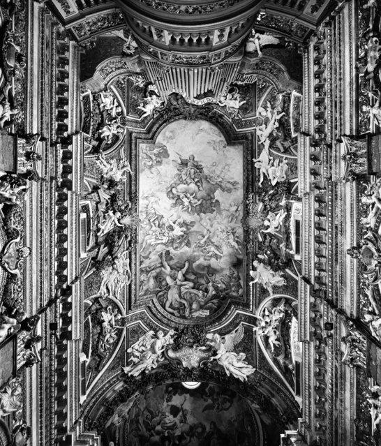 Church Altars By Cyril Porchet