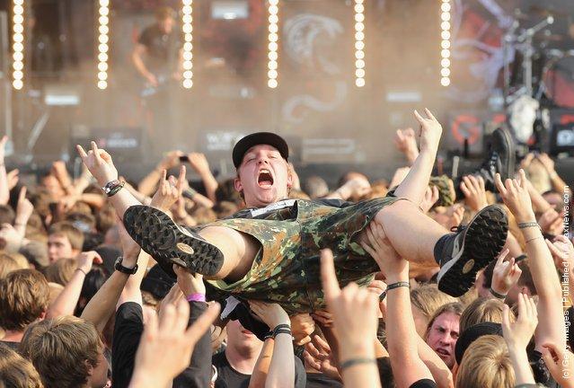 Wacken heavy metal Festival 2011