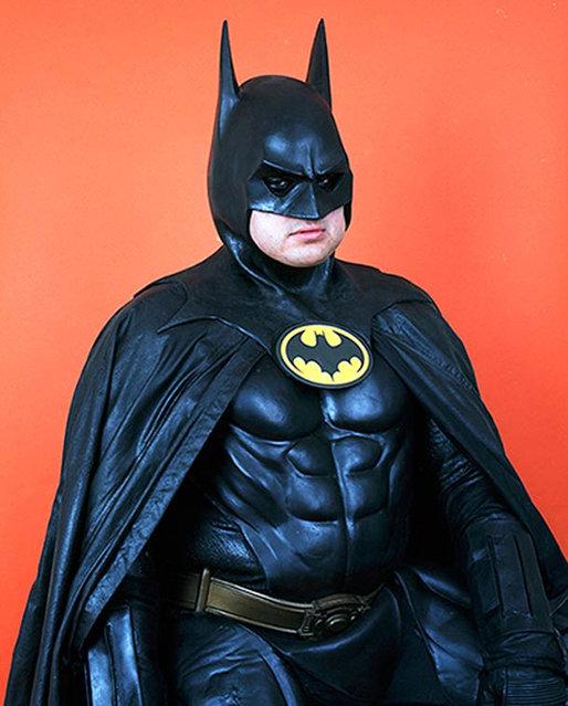 Nicolas Silberfaden: Superheroes