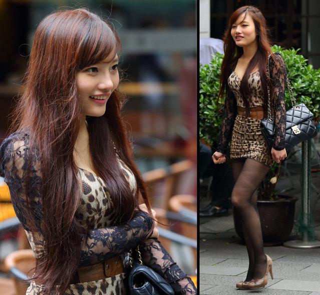 """The reason I do what I do"". Shanghai, 2012. (Asian (Street) Impressions)"