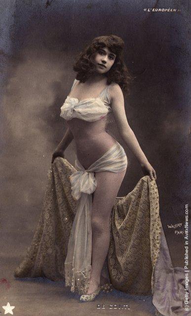 A Parisian cabaret artist