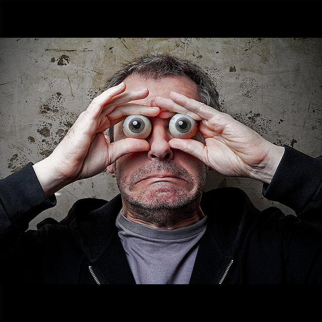 Dans les yeux. Photo Art by Pierre Beteille