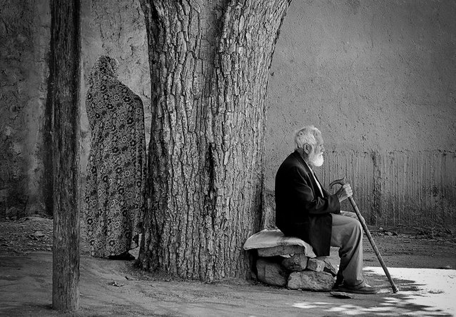 """""""Tradition"""". (Photo and comment by Reza Nezamdust, Iran/2013 Sony World Photography Awards"""