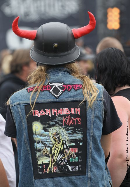 Wacken heavy metal Festival 2011