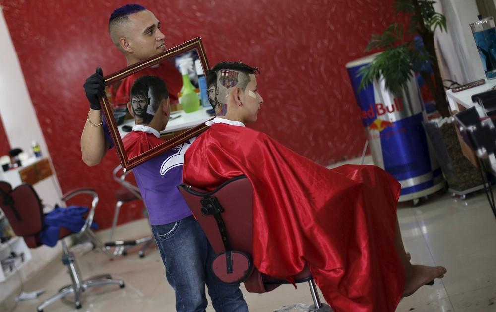 Brazilian Hairdresser Designs