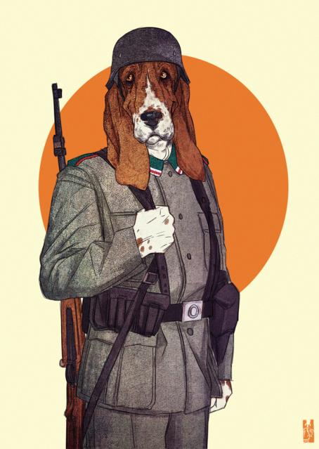 Animalistic Tendencies By Zarnala