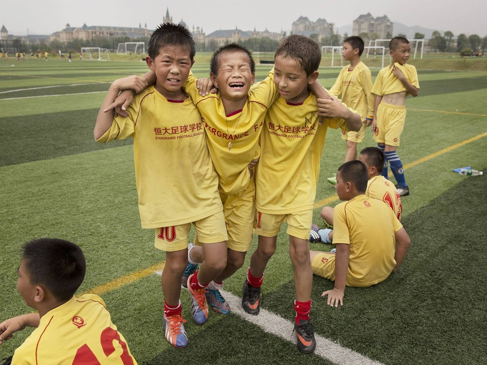 Football Academy in China