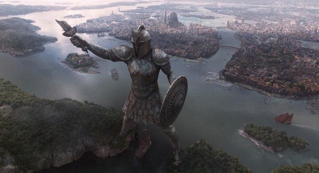 Game Of Thrones: Season 4 Visual Effects