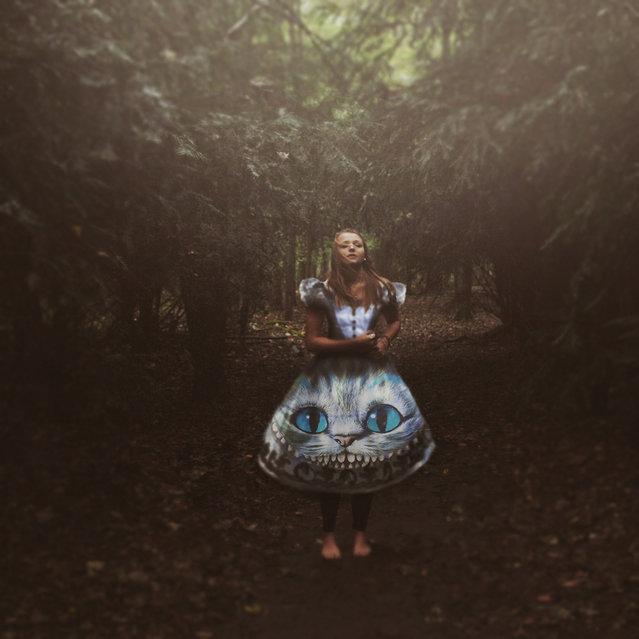 Alice and her friend. (Photo by Phillip Schumacher)