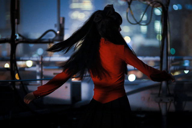 Tohsaka Rin – Clare. (Photo by Farid Aluwi)