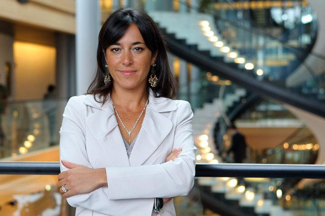 Licia Ronzulli, Inaugural Session of European Parliament. (Photo by Roberto Monaldo/LaPresse)
