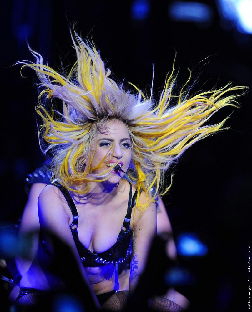 Lady Gaga Turns 25