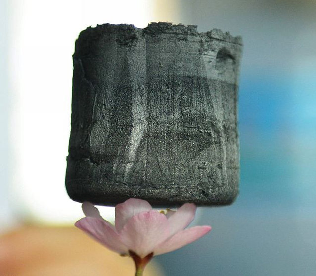 Carbon Aerogel The New Lightest Material