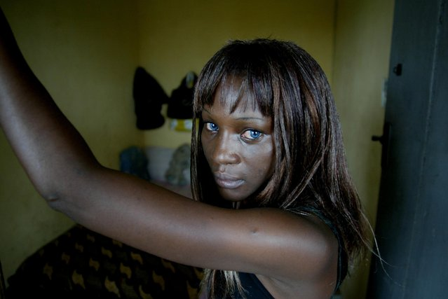 Around a quarter of female s*x workers have HIV or AIDS. (Photo by Ton Koene/Exclusivepix Media)
