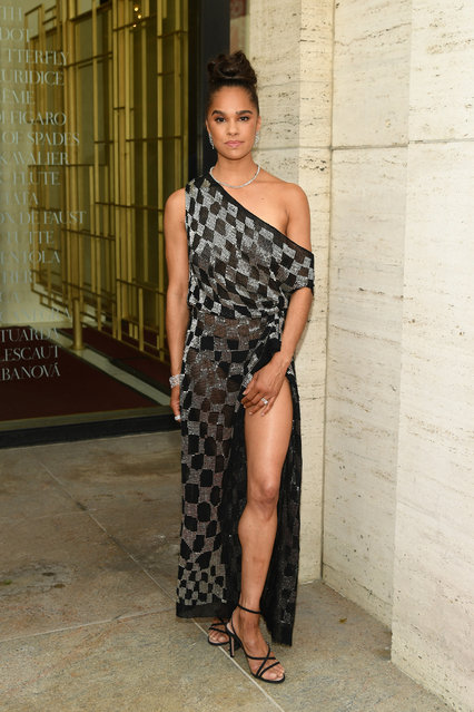 Misty Copeland attends the American Ballet Theatre 2019 Spring Gala at The Metropolitan Opera House on May 20, 2019 in New York City. (Photo by Mike Coppola/Getty Images)
