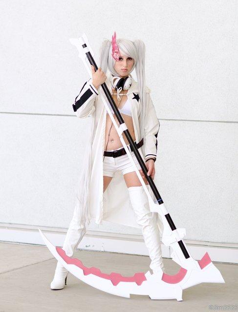 Anime Expo 2012 girl