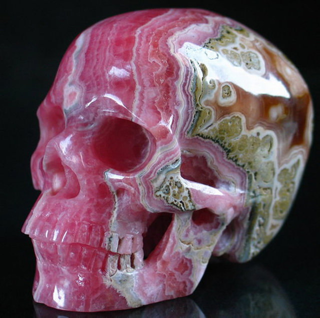 Rhodochrosite - The Mineral And Gemstone Kingdom