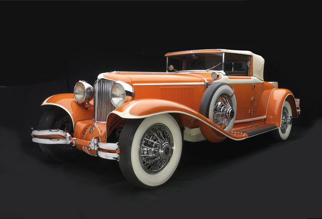 1929 Cord L-29 Cabriolet. Collection of Auburn Cord Duesenberg Automobile Museum. (Photo by Peter Harholdt)