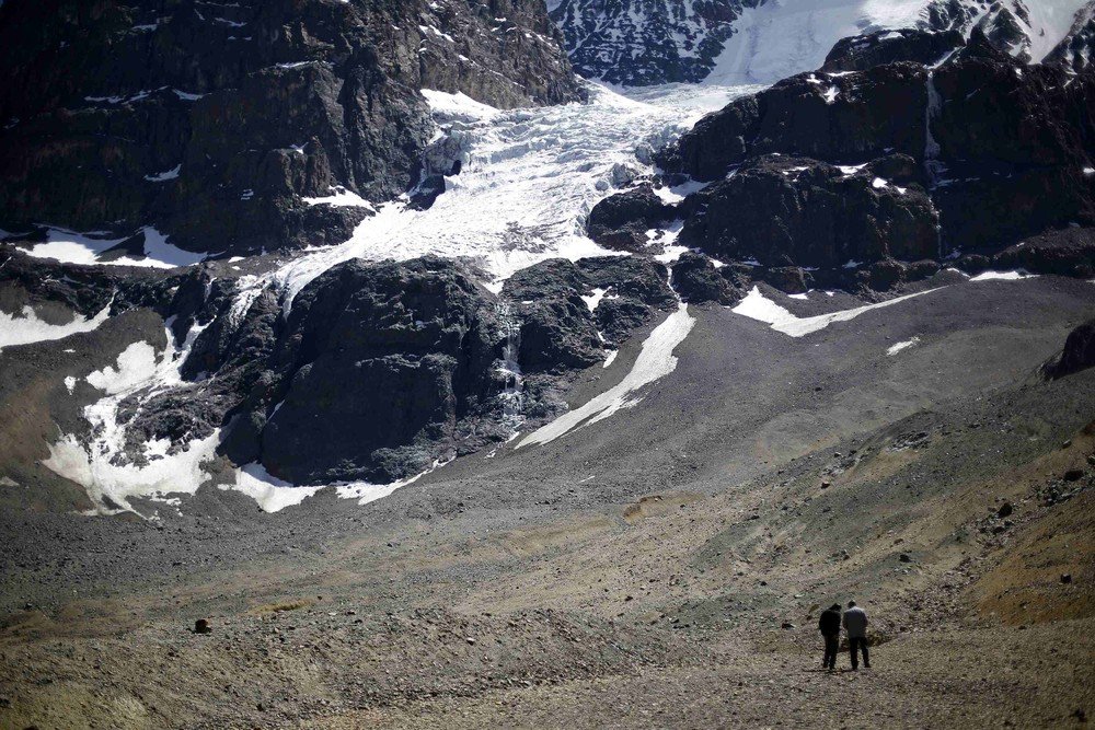 Chile and Peru Loses its Andean Glaciers