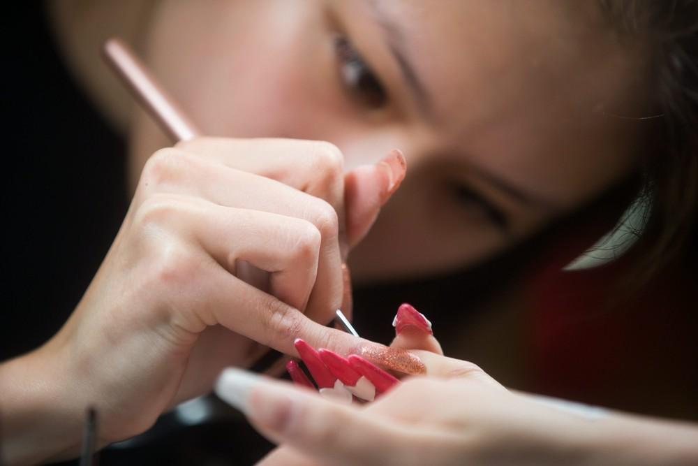 Canada Nail Art