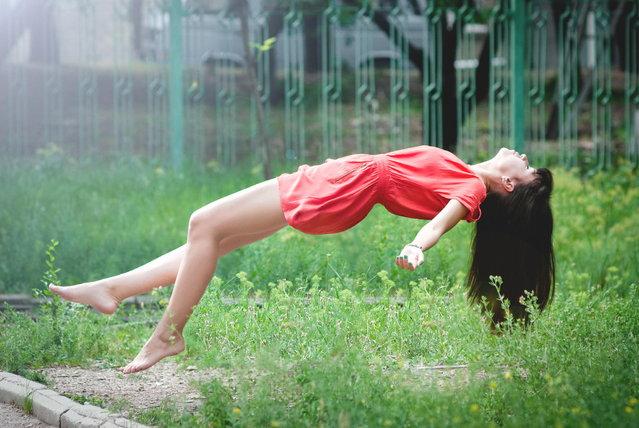 """Elizabeth"". (Photo by Kirill Antonenko)"