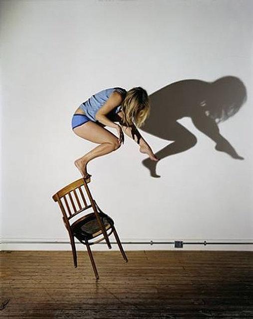 Sam Taylor-Wood, Bram Stoker's Chair Series