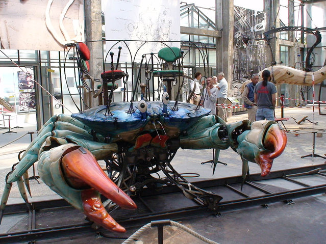 The Machines Of The Isle Of Nantes