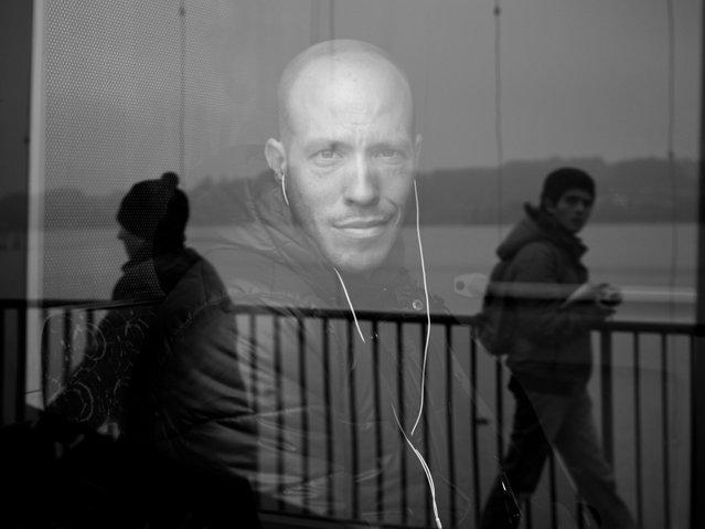"""Why I love reflections..."". (Thomas Leuthard)"