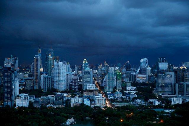 A view of central Bangkok, Thailand September 3, 2015. (Photo by Jorge Silva/Reuters)