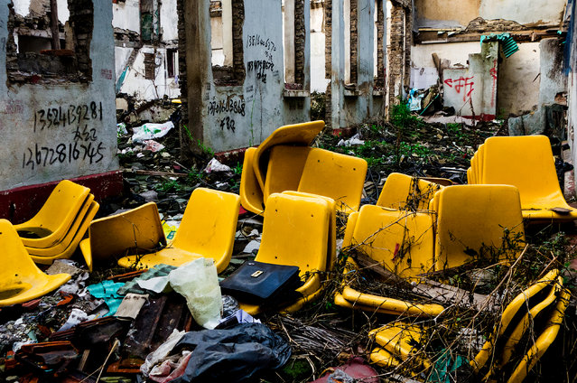 """""""Meeting Abandoned"""". (Photo by Graham Fink/Riflemaker)"""