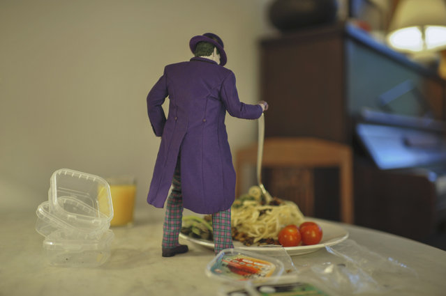Toys Come to Life  By Russian Photographer VSE OK
