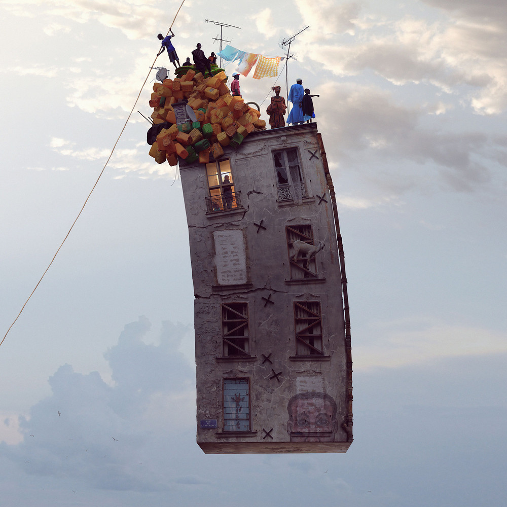 """""""Flying Houses"""", Part 2"""