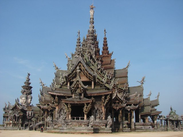 Sanctuary of Truth