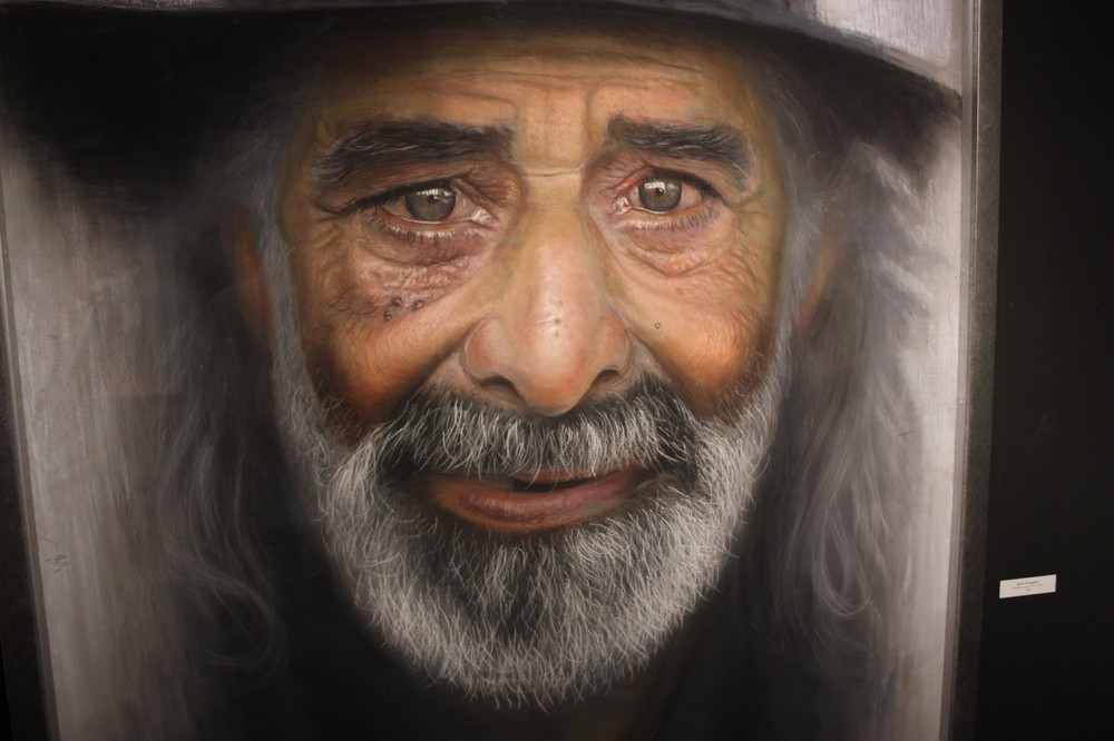 Realistic Drawings By Ruben Belloso Adorna (Video)