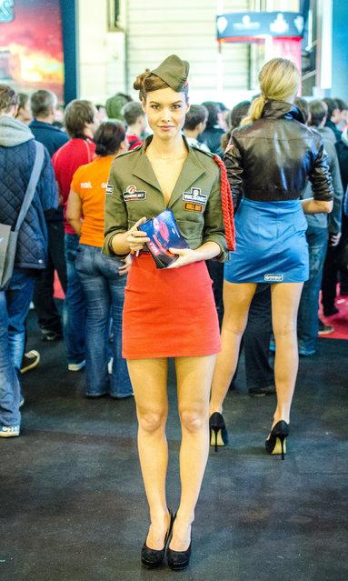 IgroMir 2012. (Photo by Sergey Galyonkin)