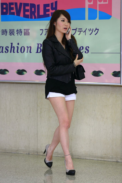 """Beverley"". Hong Kong, 2012. (Asian (Street) Impressions)"