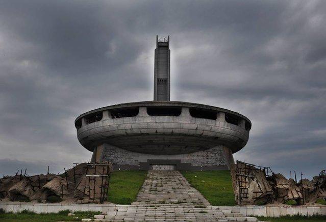 Monument of Buzludja