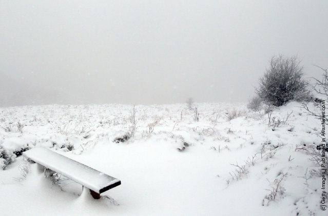 Winter Weather in United Kingdom