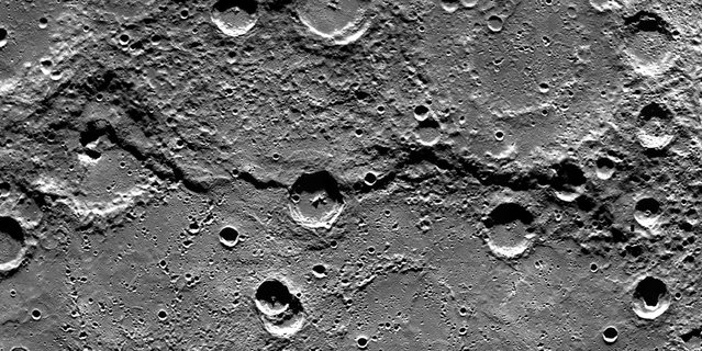 Victoria Rupes: Unnatural Anomaly Discovered On Mercury