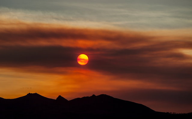 All Hallows Sunset. (Photo by Stephen Lee)