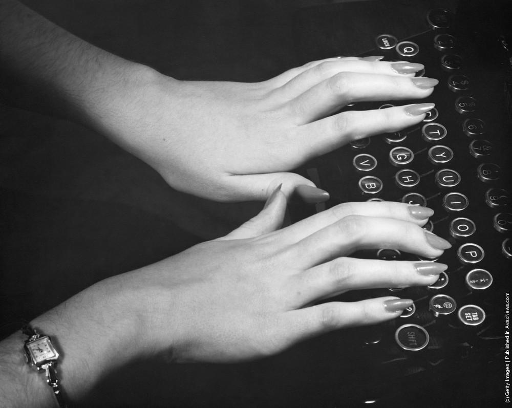 Looking Back On Typewriters