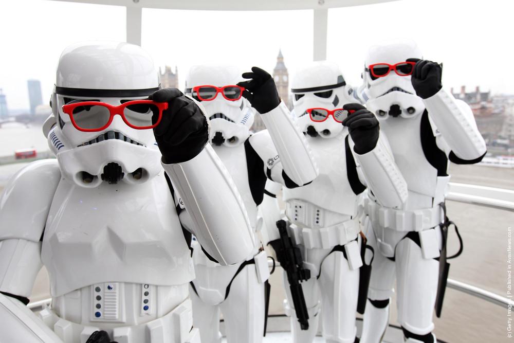 Star Wars UK Garrison Tour: Character Press Photo Call
